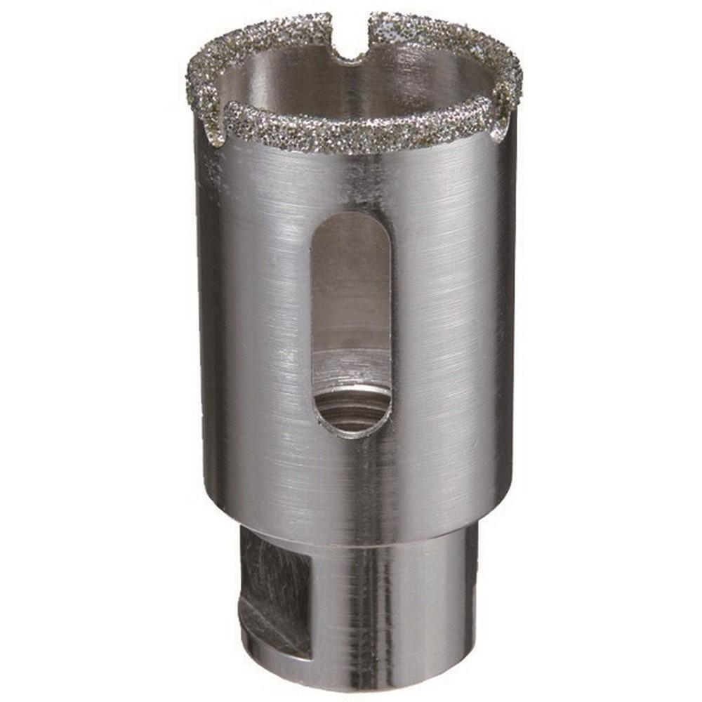 Coronas de diamante electrodepositado