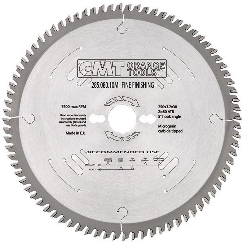 Sierra circular para corte de precision