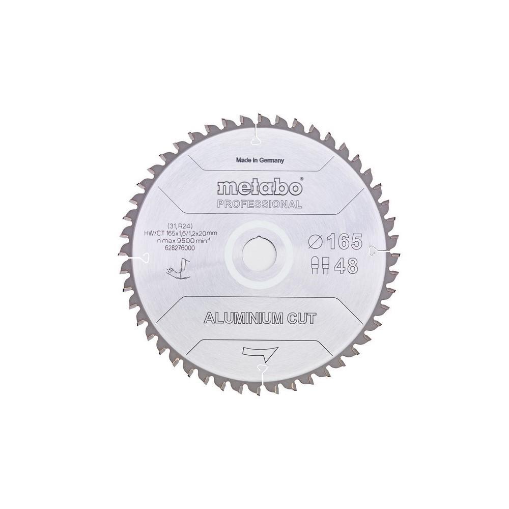 Discos sierras para aluminio y metales no ferrosos