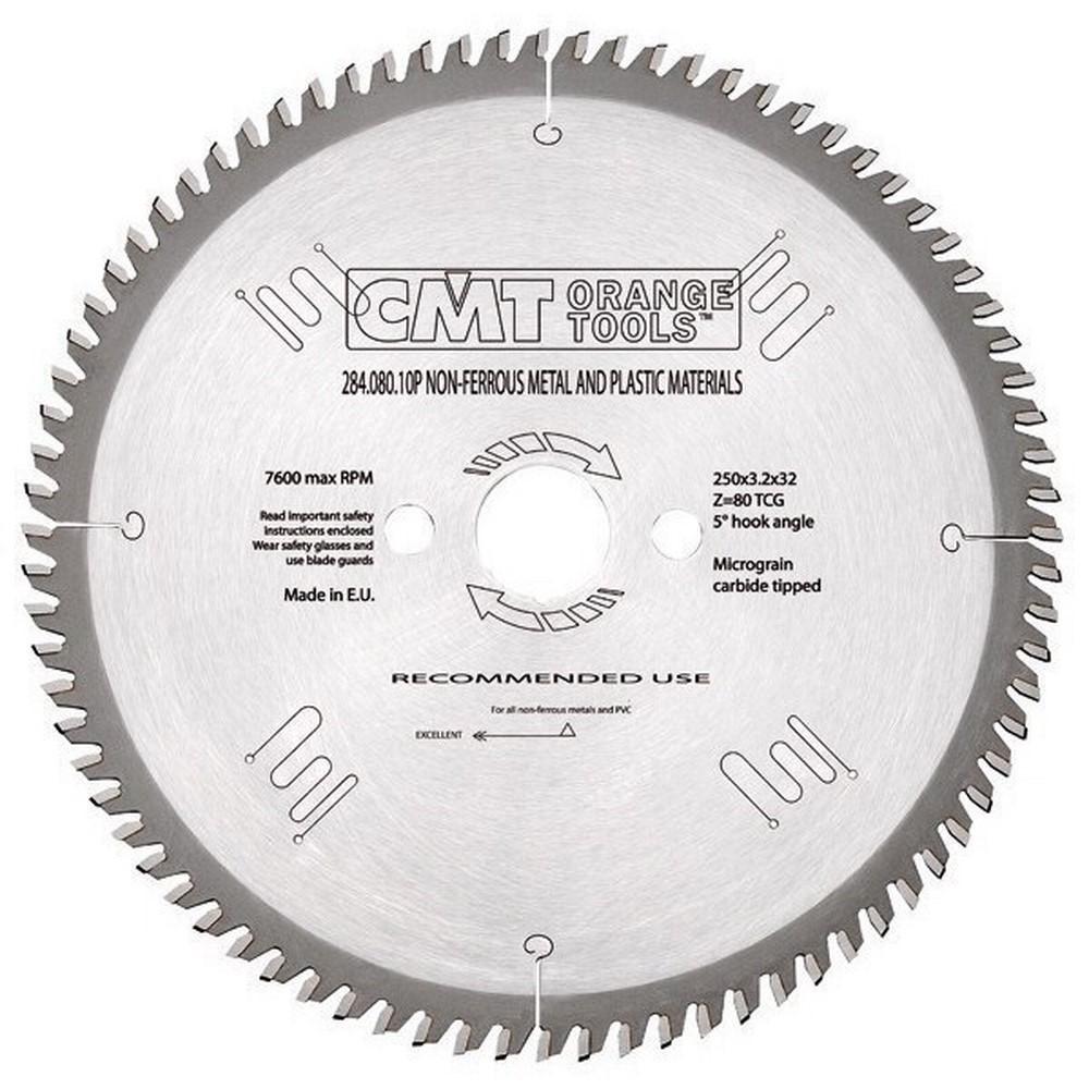 Sierra circular para materiales no ferrosos y plasticos