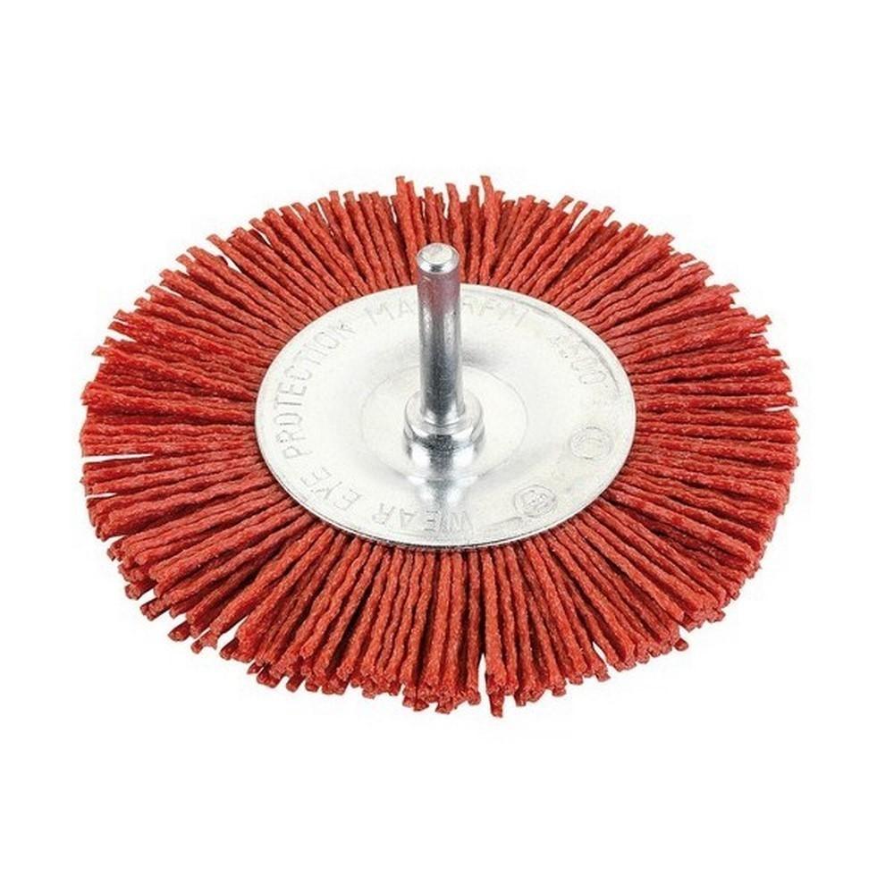 Cepillos circulares de nylon