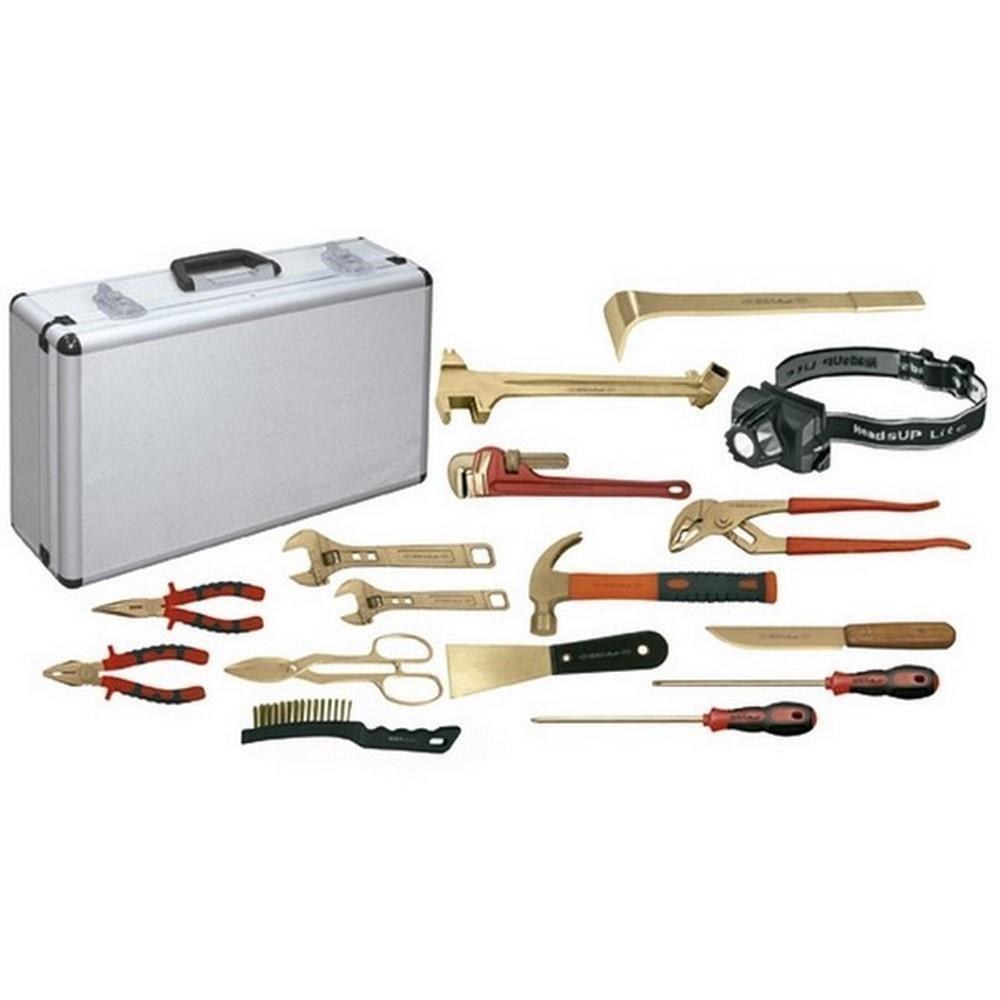 Conjuntos herramientas antichispa