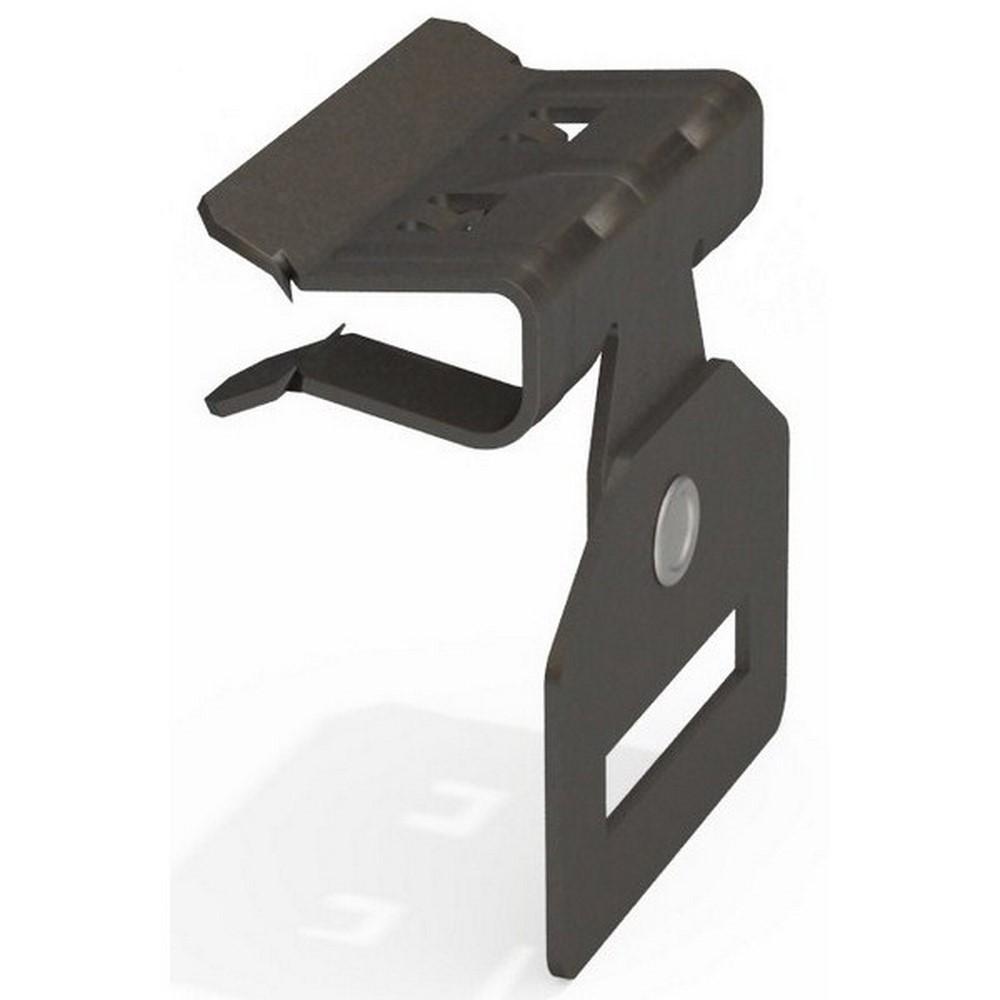 Clip en viga horizontal para cinta