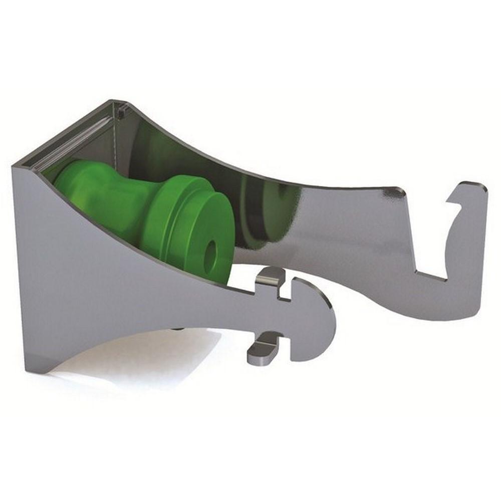Aisladores acusticos para placa