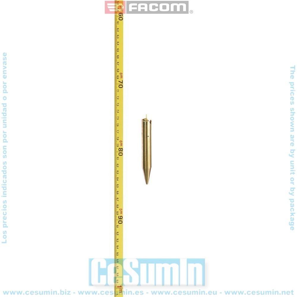 FACOM 5116.30A - Cintas acero grabadas amarilla 30 mm