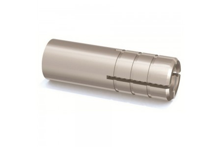 FISCHER 519769 Envase de 50 ud. Taco metalico para material hueco HM 4x32 S